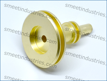 Brass Machined  Turned Parts, special brass turned parts